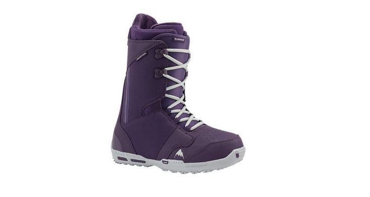 Burton Rampant Snowboard Boot Review