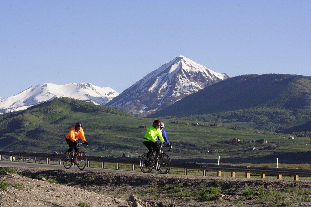 Ride the Rockies Hardaker