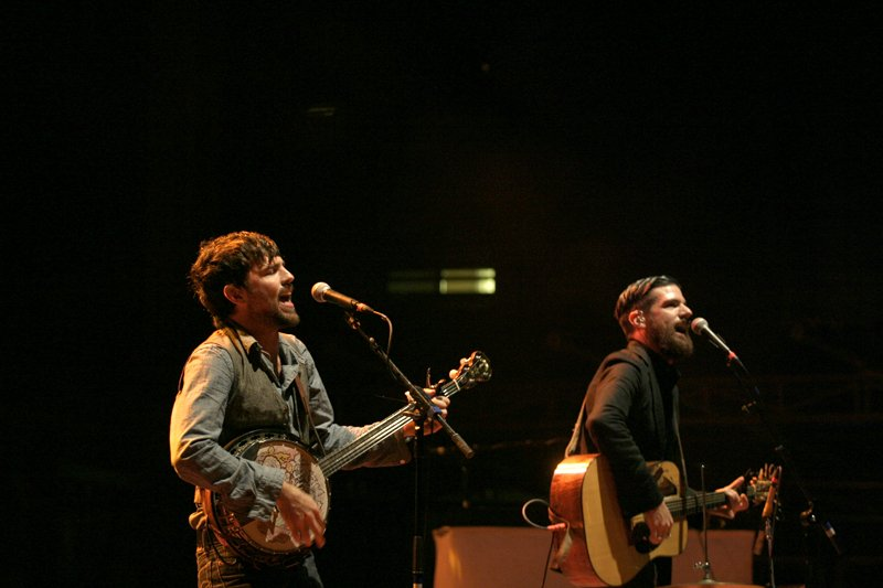 Avett Brothers Tour Review