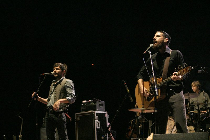 Avett Brothers Red Rocks Picture: Soren McCarty Mountain Weekly Colorado News