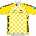 2011 Quiznos Leader Jersey USA Pro Cycling Challenge