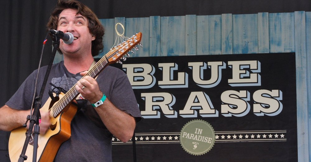 Keller Williams Bluegrass in Paradise, Crested Butte CO Photo: Mike Hardaker | Mountain Weekly News