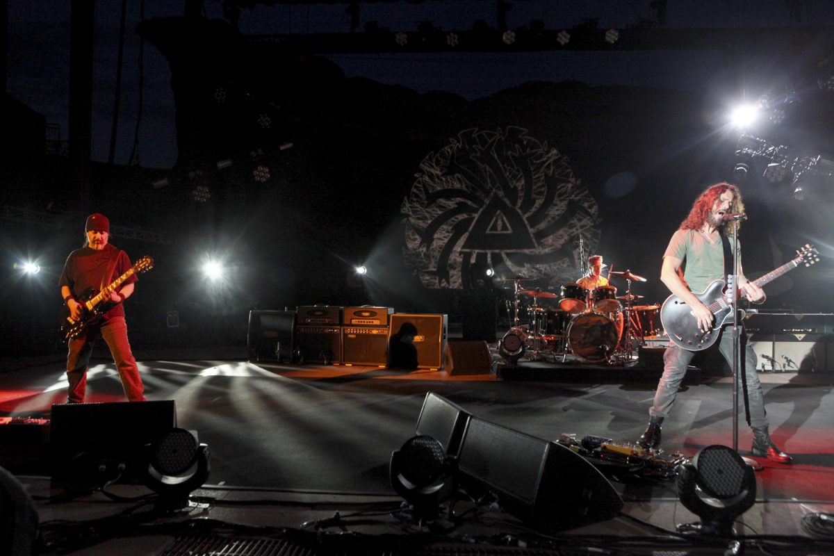 Soundgarden, The Gods of Grunge Red Rocks Photos