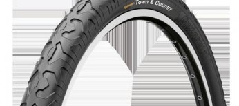Town and country Continental 26 x 2.1 Tire Review
