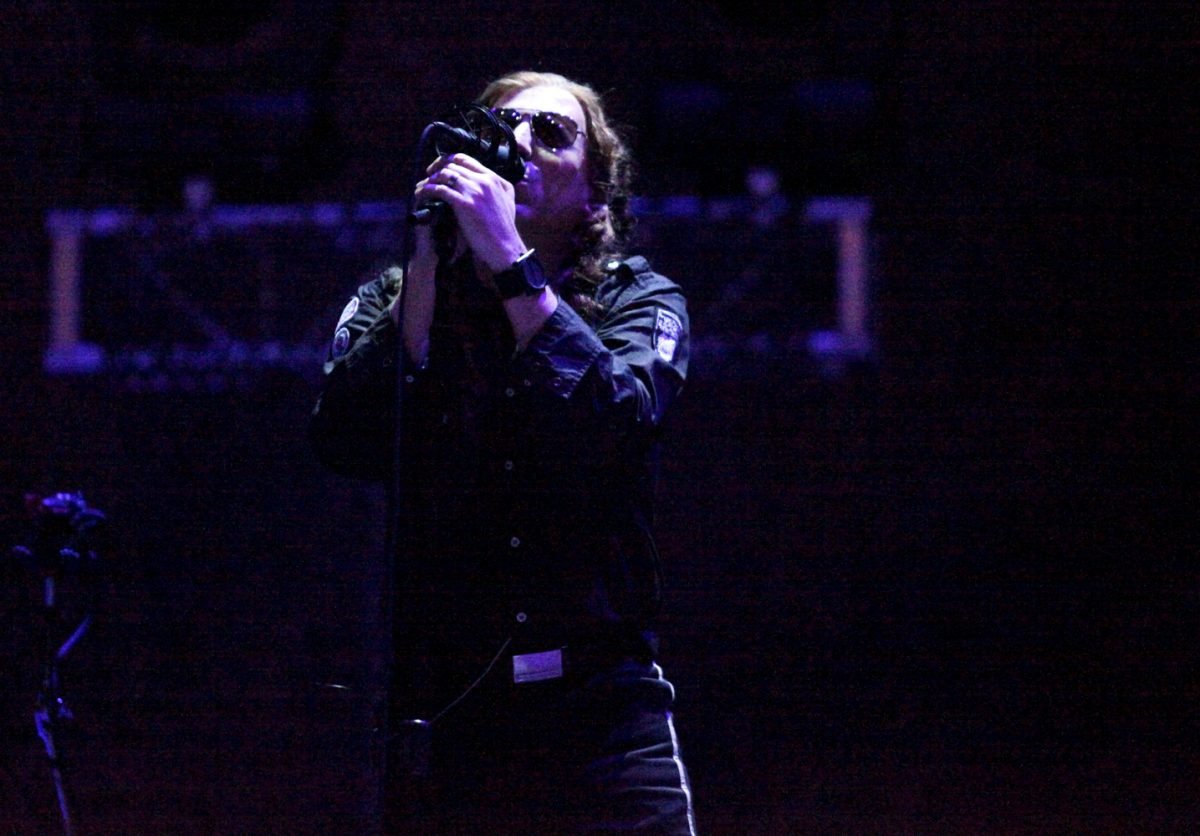 A Perfect Circle Red Rocks Picture Soren McCarty
