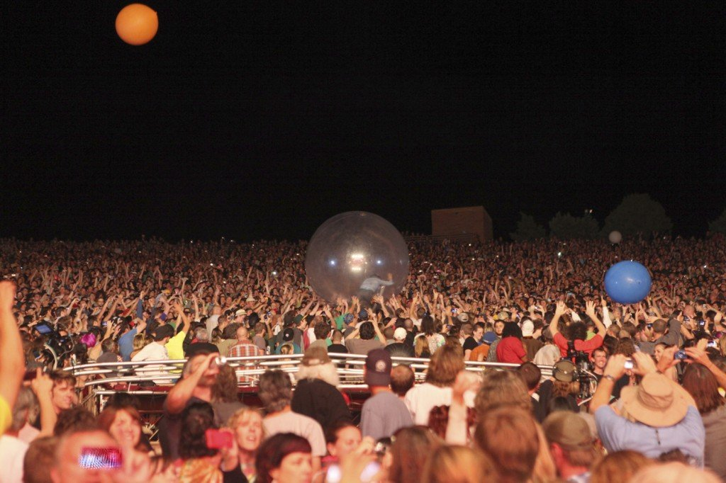 Flaming Lips Red Rocks Picture Soren McCarty Mountain Weekly News