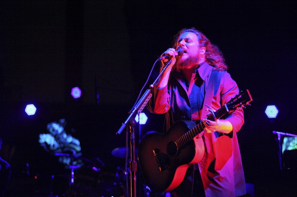 My Morning Jacket in Concert Picture Soren McCarty - Mountain Weekly Colorado News