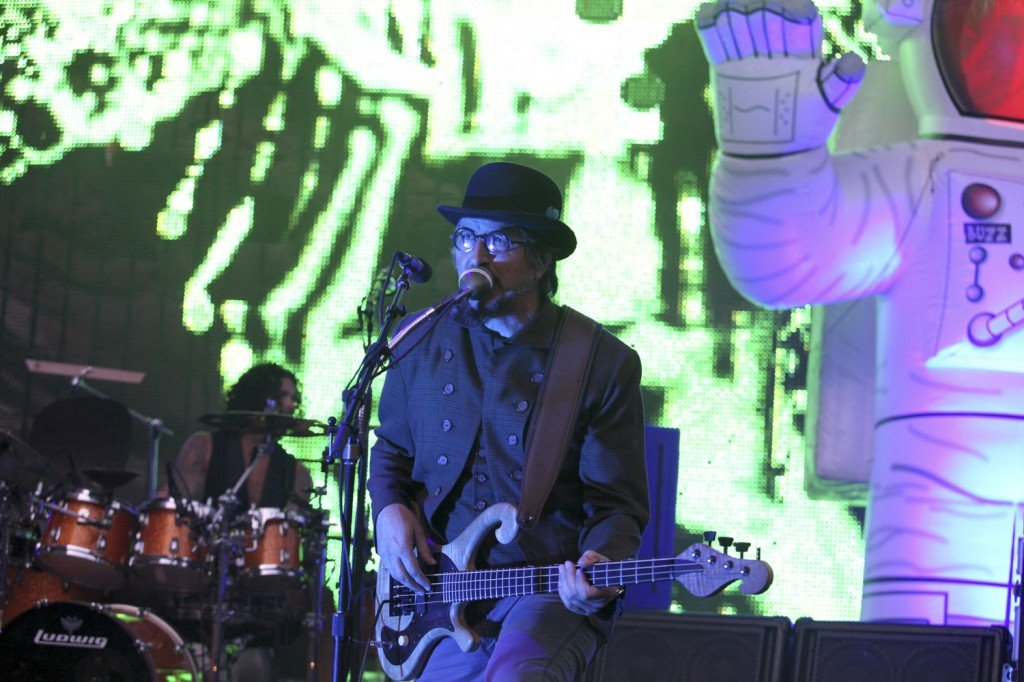Primus Red Rocks Picture Soren McCarty Mountain Weekly News