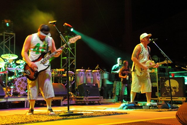 Slightly Stoopid Seedless Tour Picture Justin McCarty