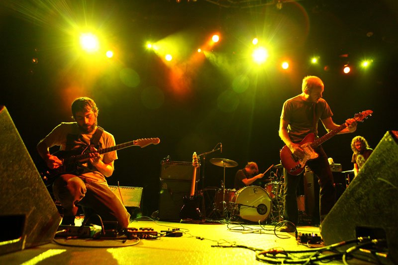 Explosions in the Sky Photo: Soren McCarty | Mountain Weekly News
