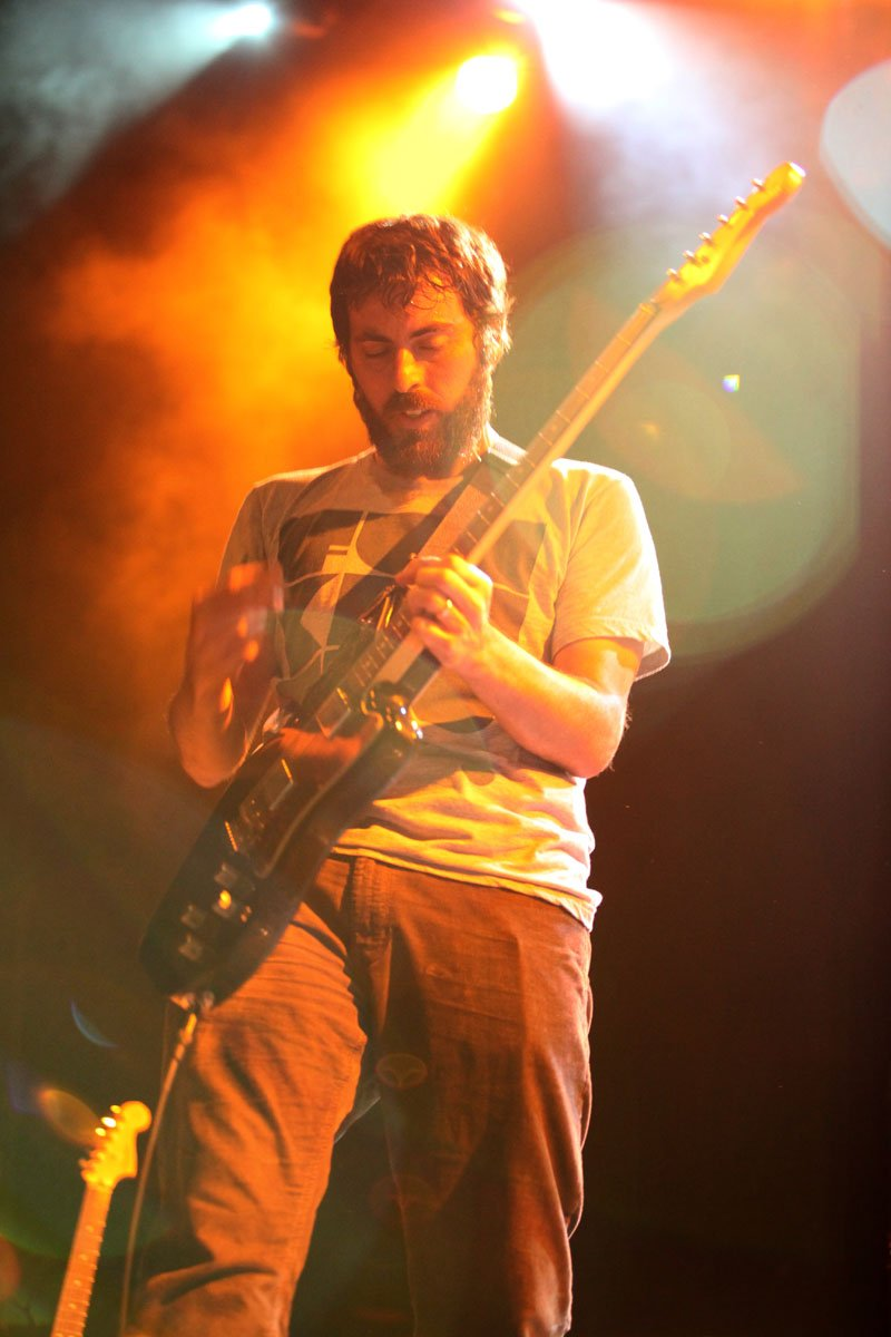 Explosions in the Sky in Concert Picture Soren McCarty