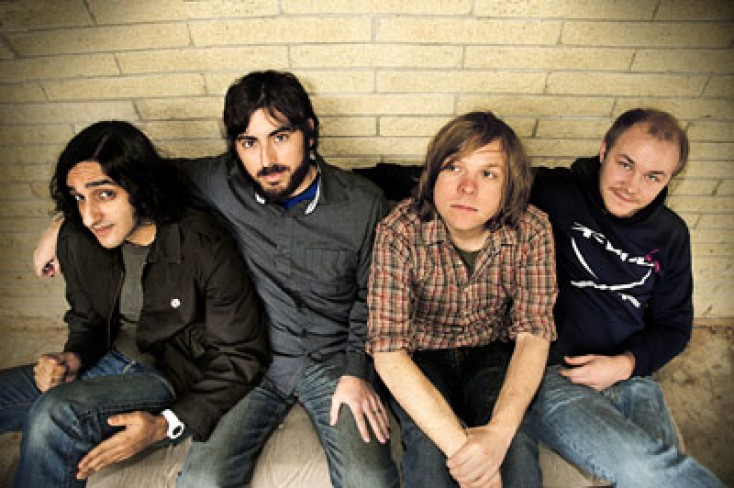 Explosions in the Sky Interview with Chris Hrasky