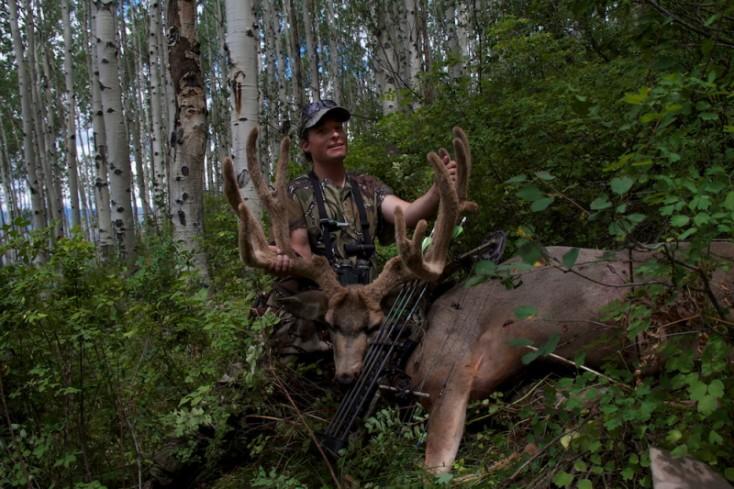 New Colorado Mule Deer Record?