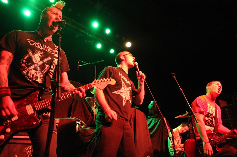 Potato Pirates Summit Music Hall 2011 Photo Soren McCarty