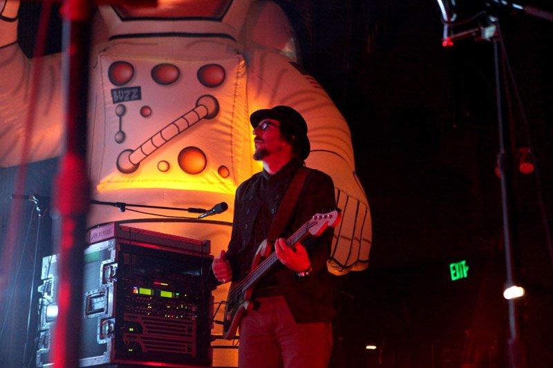 Primus in Concert - October 18, 2011 Photo Soren McCarty