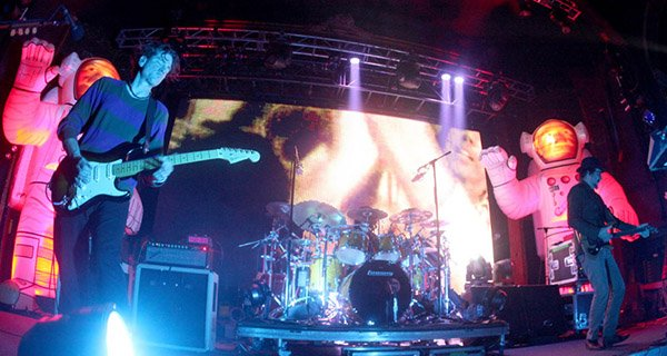 Primus in Concert at the Ogden Theatre in Denver , Colorado on October 18, 2011 Photo By Soren McCarty