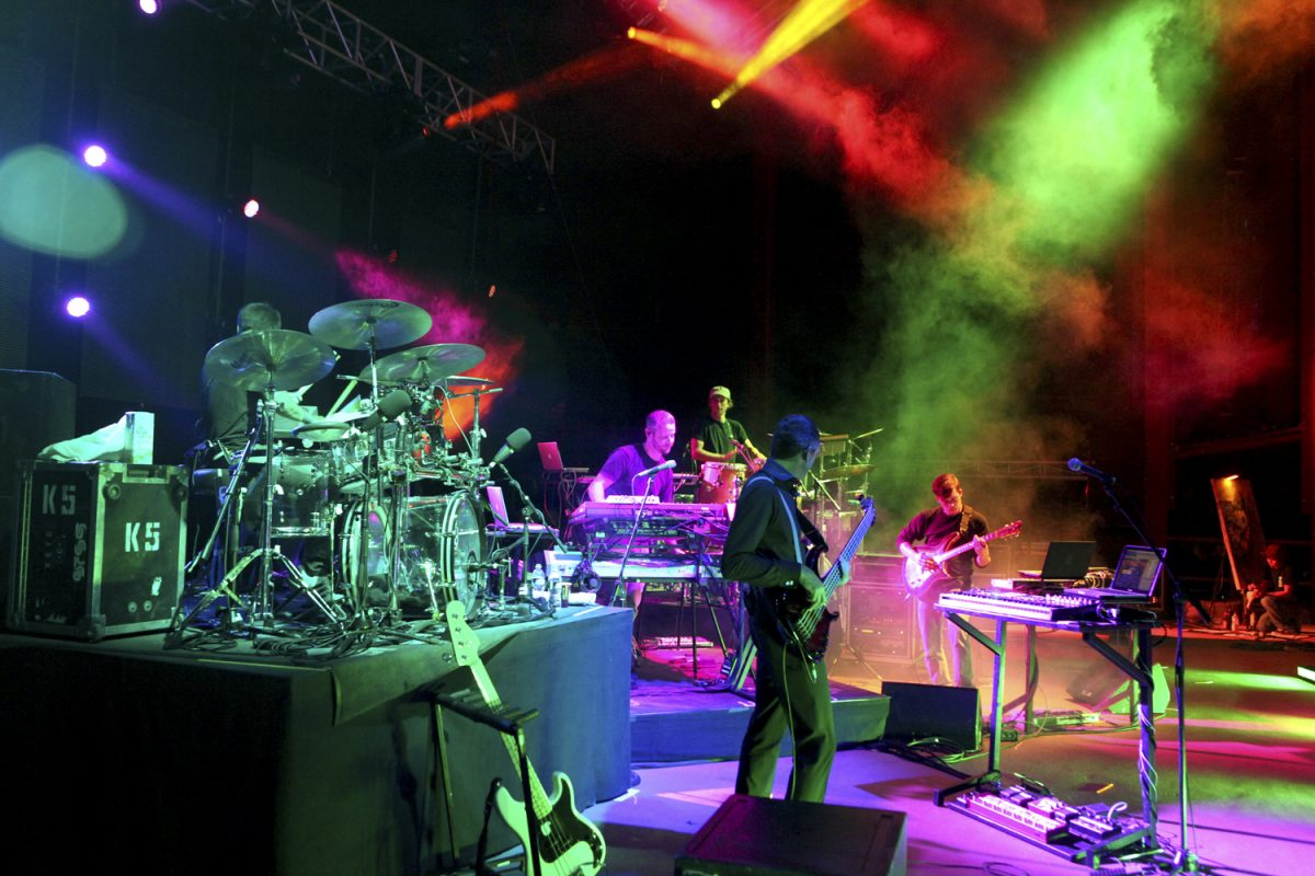 STS9 in Concert Red Rocks Picture by Soren McCarty https://mtnweekly.com