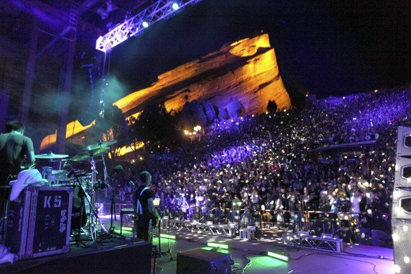 STS9 in concert at Red Rocks in Morrison , Colorado September 9th and 10th 2011 Photo by Soren McCarty | https://www.mtnweekly.com