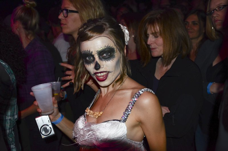 DeVotchka Halloween Photo Chad Erickson - Mountain Weekly News