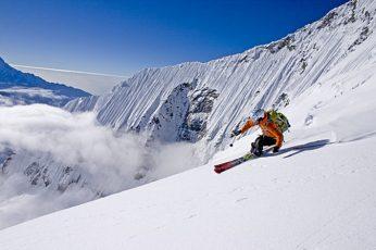Skier Jamie Pierre Dies in Utah Avalanche
