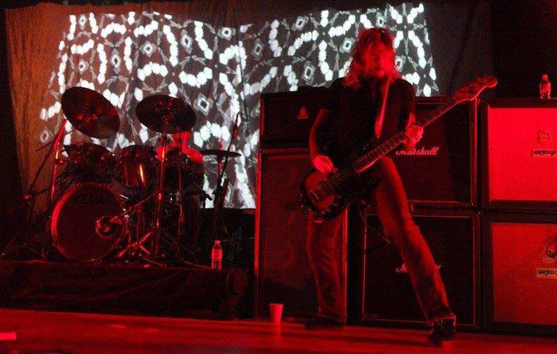 Mastodon Ogden 2011 Photo Soren McCarty