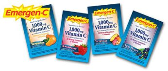 Whats up with Emergen-C Side Effects?