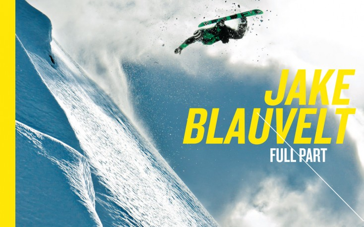 Jake Blauvelt Naturally Video Full Part Mountain