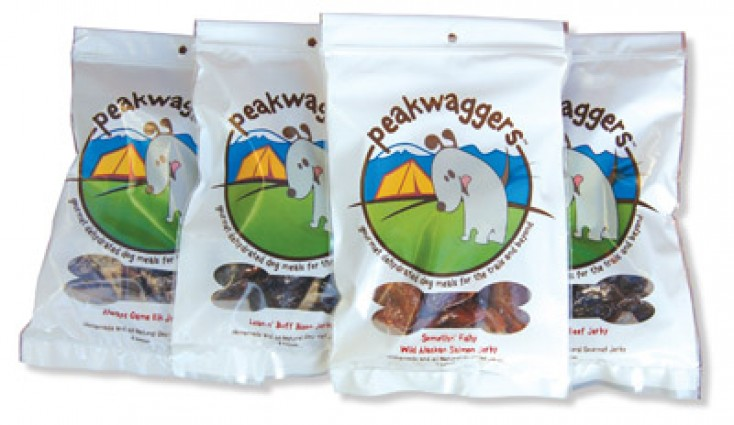 Peak Waggers Gourmet Dog Food