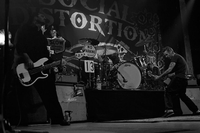 Social Distortion performs at Ogden Theater in Denver, CO, December 03, 2011 Photo Mitch Kline | Mountain Weekly News