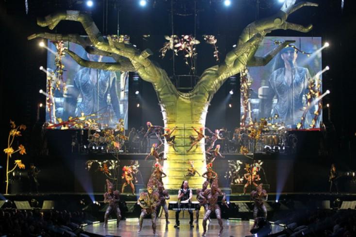 Cirque du Soleil Michael Jackson The Immortal World Tour