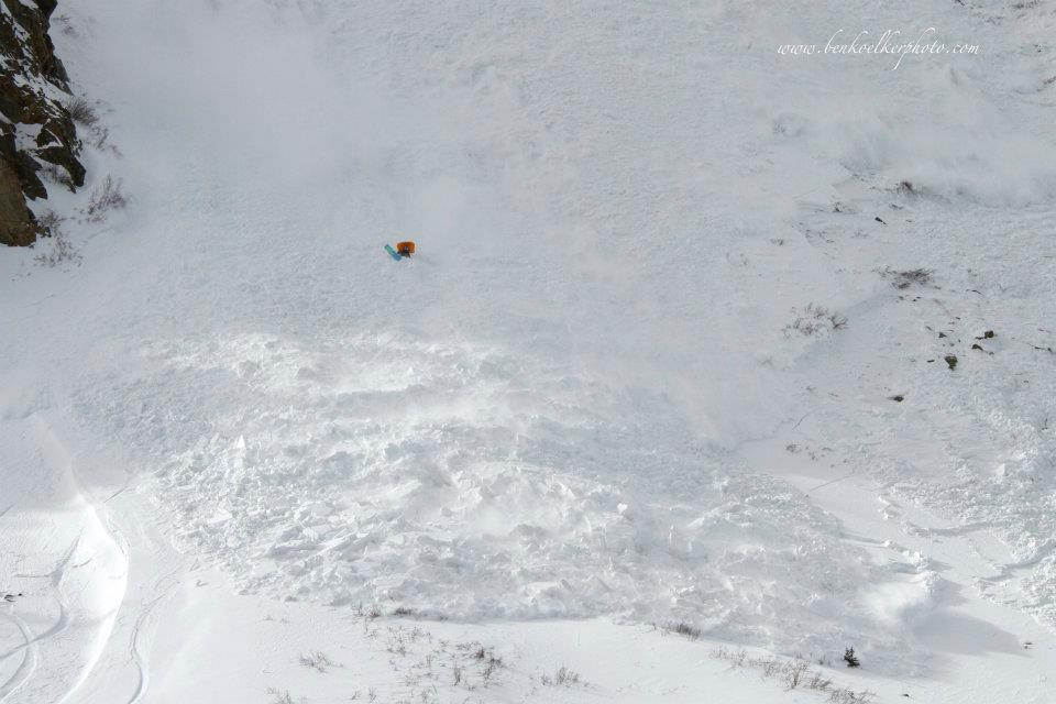Colorado Backcountry Avalanche Meesh Hytner Photo Ben Koelker
