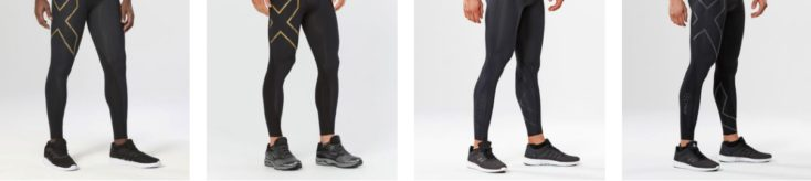 2XU Compression Tights Recovery