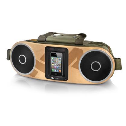 House of Marley Bag of Rhythm Portable Audio System