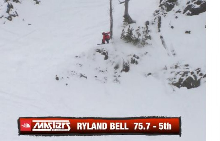 North Face Masters Crystal Mountain Mens Finals Recap 2012
