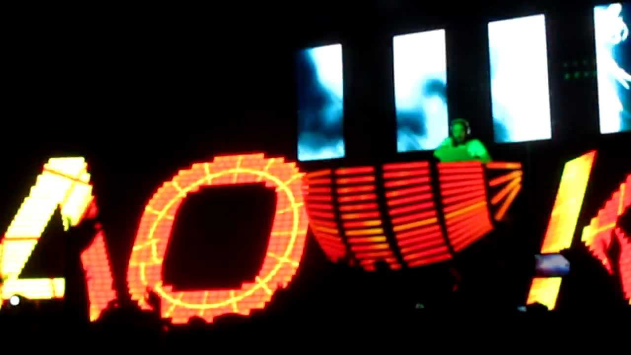 Video thumbnail for youtube video Electronic DJ Steve Aoki Gets Colorado Rolling