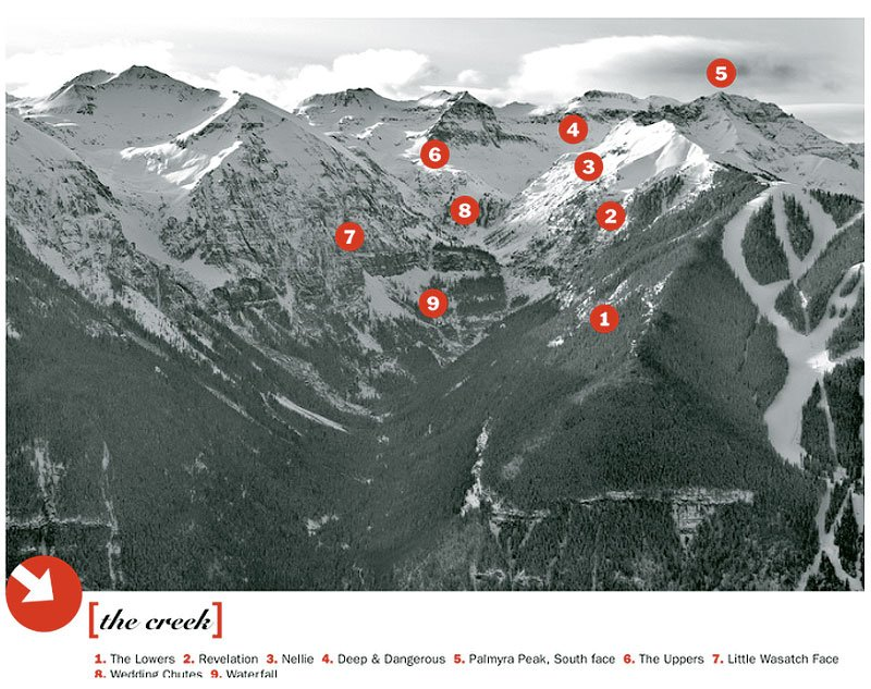 Snowboarder Dies on Telluride Backcountry Route