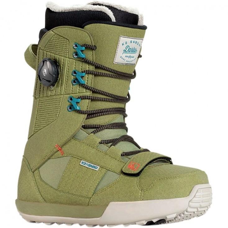 K2 Snowboarding Darko Boot Review Mountain Weekly News