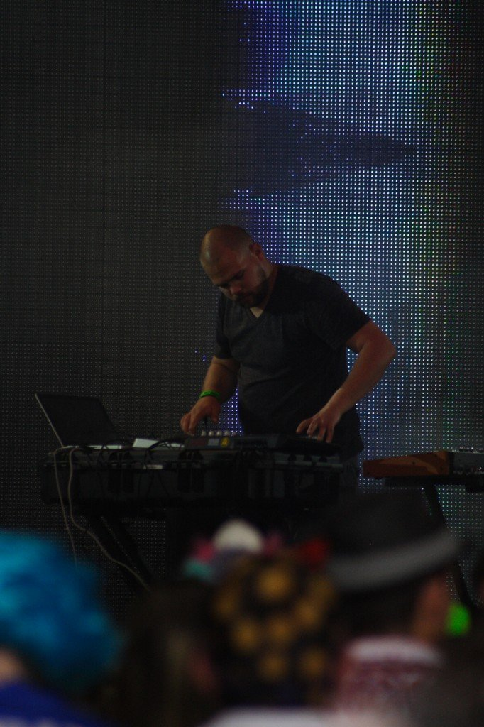 Com Truise Sasquatch Music Festival Photo Mike Hardaker