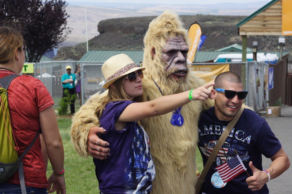 Sasquatch Music Festival Photo Mike Hardaker
