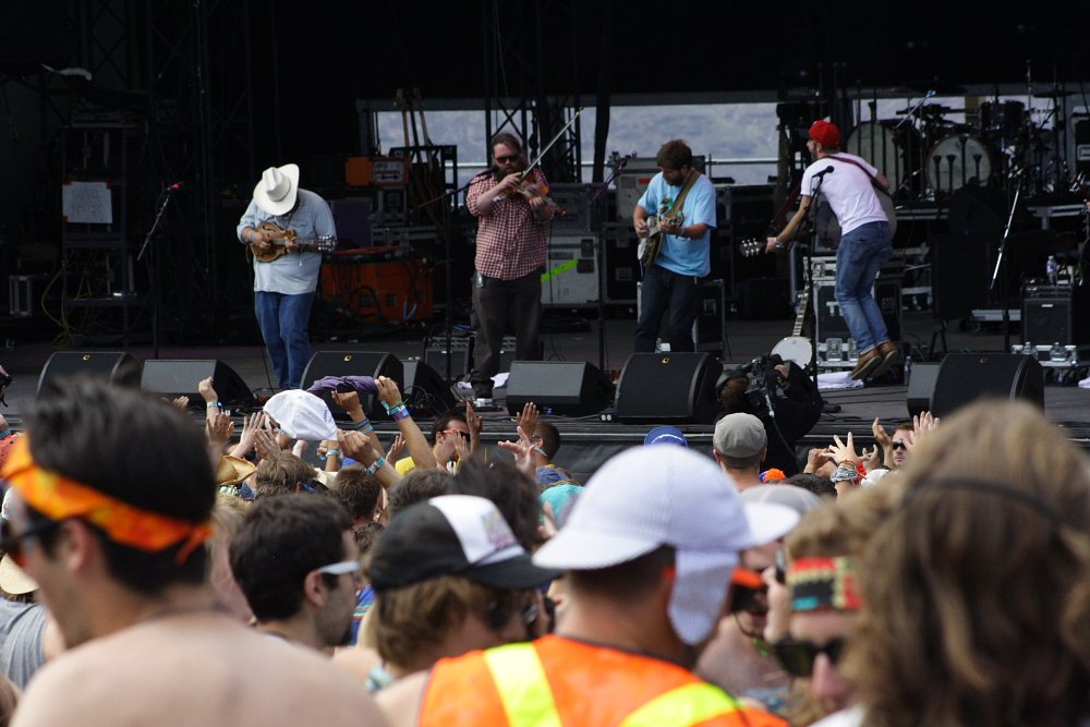Trampled By Turtles Sasquatch Music Festival Photo Mike Hardaker