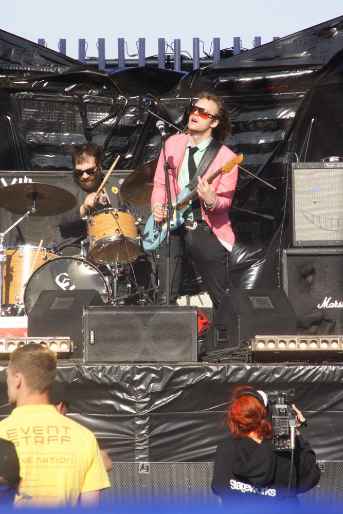 Deer Tick Sasquatch Music Festival Photo Mike Hardaker