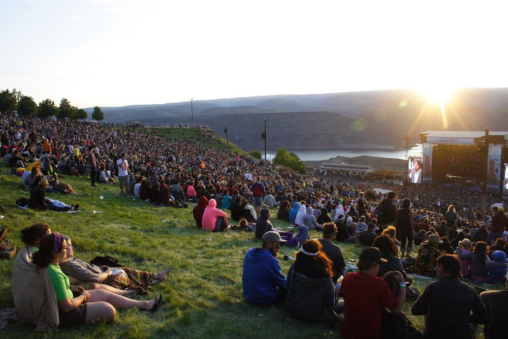Beirut Sasquatch Music Festival Photo Mike Hardaker