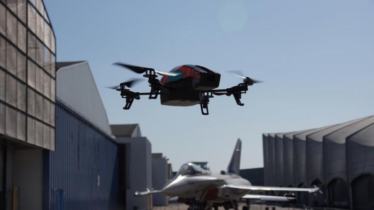 Parrot AR.Drone 2.0 Review