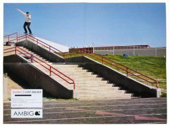 Clint Walker Skatetopia