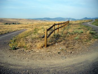 Dirty Bismarck Mountain Bike Trail