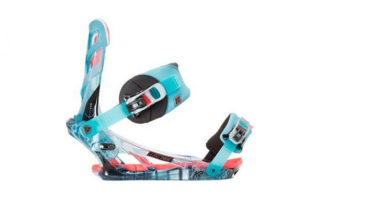 K2 Hurrithane Snowboard Binding