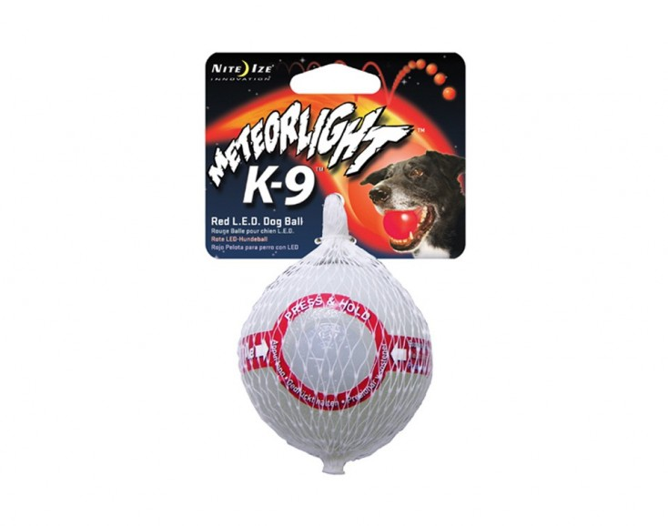 Meteorlight Light Up L.E.D Dog Ball