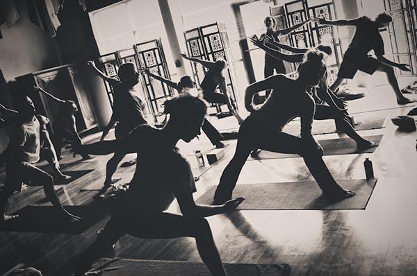 Samadhi Yoga Studio