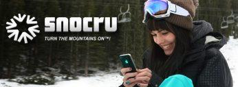 SNOCRU Ski & Snowboard App Review