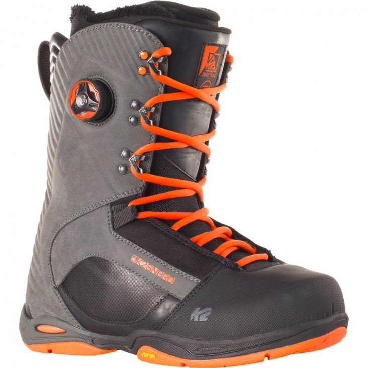 K2 T1 Snowboard Boot Review